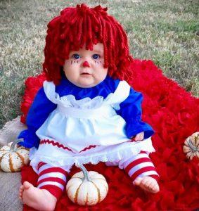 Disfraz bebe payaso diabolico halloween