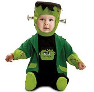 Disfraz de bebé zombie halloween