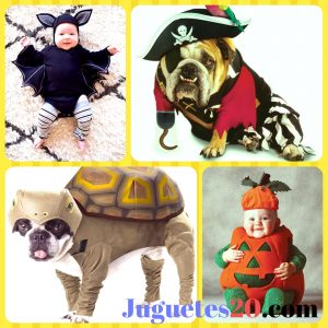 Ideas originales de disfraces para halloween