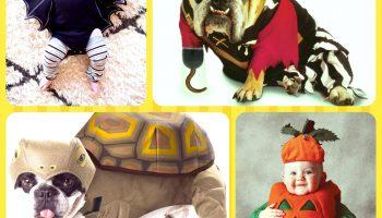 20 Disfraces originales para Halloween divertidos y aterradores