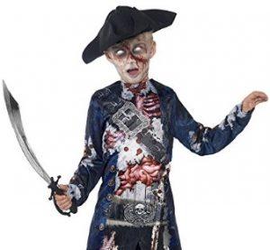 disfraz piratas del caribe halloween