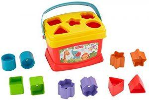 Bloques Infantiles con cubo.