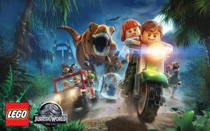 LEGO Jurassic World: dinosaurios y exploradores en el mundo de LEGO
