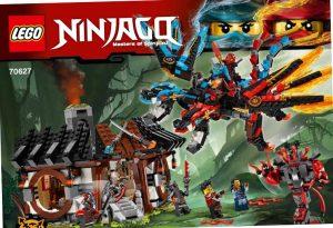 LEGO Ninjago: el mundo de los ninjas y el antiguo japón en el universo LEGO