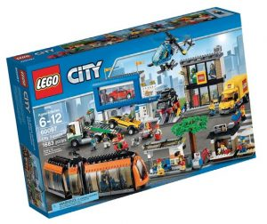 Lego City: juego de construcción del mundo urbano