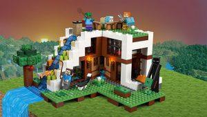LEGO Minecraft: el juego de construcción LEGO del juego de construcción de Mojang - Microsoft