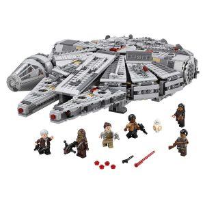 Lego Star Wars: el halcón milenario