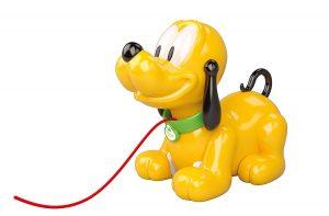 Baby Pluto pasea de Clementoni