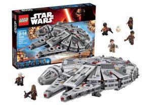 Halcon Milenario Lego