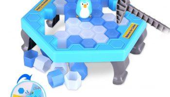 Penguin Trap Game – Juego de Trampa de pingüinos