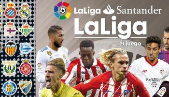 El Juego de La Liga 2017 de Borrás