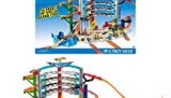 Hot Wheels – Megagaraje (Mattel CMP80) [OFERTAS]