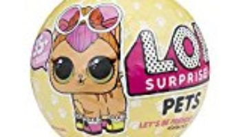 Splash toys – 1pcs LOL Surprise pet's – 7 surprise in 1 – LOL Surprise serie 3 – Nueva [OFERTAS]