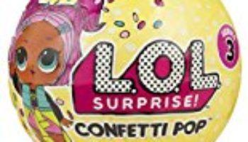 L.O.L. Surprise! – Confetti Serie 3 (Giochi Preziosi LLU09000) [OFERTAS]