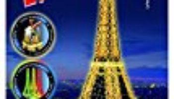 Ravensburger – 3D Puzzle Building Tour Eiffel Night (12579 1) [OFERTA FINALIZADA]