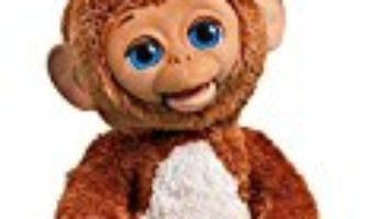 FurReal Friends – Peluche Moni Monita (Hasbro A1650E24) [CHOLLO]