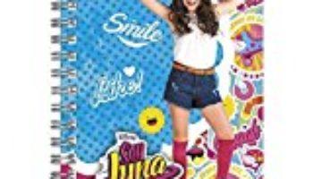 Soy Luna – Block a6 con anillas (Factory 47123) [OFERTAS]