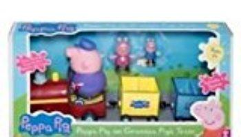 Peppa Pig Trenecito Del Abuelo [OFERTAS]