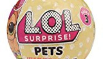 L.O.L. Surprise! – Pets Serie 3 (Giochi Preziosi LLL01000) [OFERTAS]