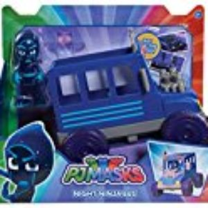 PJ Masks – Autobús Ninja Nocturno (Bandai 24579) [CHOLLO]