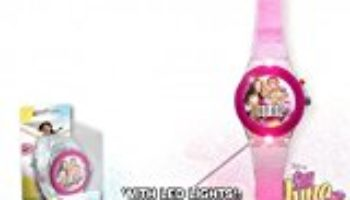 Soy Luna – Reloj digital correa transparente (Kids WD18087) [OFERTAS]
