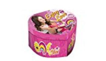 Soy Luna – Soy Luna – Joyero musical con caja en forma de corazón (Kids Euroswan KD-WD18018), Unica (Kids Euroswan WD18018) [OFERTAS]