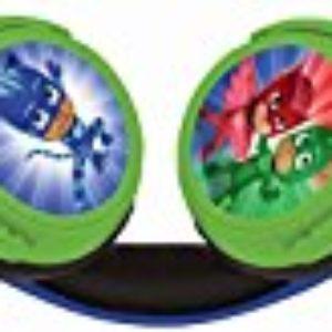 PJ Mask – Cascos esterero (Lexibook HP015PJM) [OFERTAS]