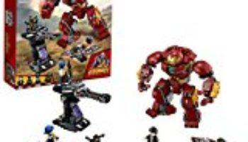 LEGO Super Heroes – Incursión demoledora del Hulkbuster (76104) [OFERTAS]