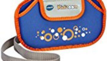 VTech Kidizoom Touch Tragetasche – Funda (Compacto, touch Kidizoom, Cinturón, 18.6 cm, 2.2 cm, 11.1 cm) Azul [Importado] [OFERTAS]