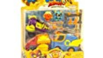 Superzings – Rivals of Kaboom Blíster Mission (Magic Box Int Toys SZSP0200) [CHOLLO]