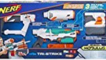 Nerf – Modulus tri-strike (Hasbro B5577EU4) [OFERTAS]