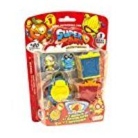 Superzings – Rivals of Kaboom Blíster Hideout (Magic Box Int Toys SZ1P0600) [OFERTAS]