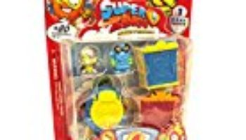 Superzings – Rivals of Kaboom Blíster Hideout (Magic Box Int Toys SZ1P0600) [CHOLLO]