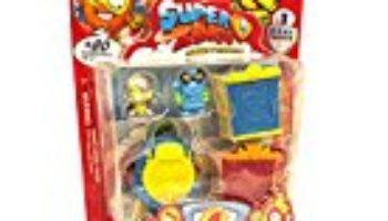 Superzings – Rivals of Kaboom Blíster Hideout (Magic Box Int Toys SZ1P0600) [CHOLLO]