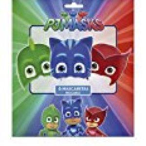 PJ Masks – Caretas para decoración de fiestas (Verbetena 016001309) [OFERTAS]
