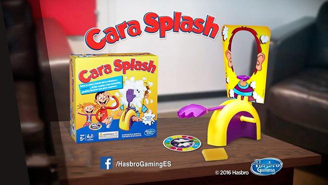 Oferta Juego Cara Splash