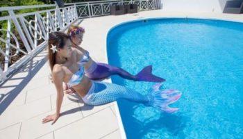 Colas de Sirenas