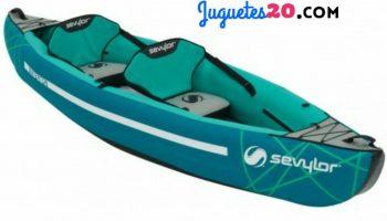 Kayaks hinchables: Diversión para toda la familia