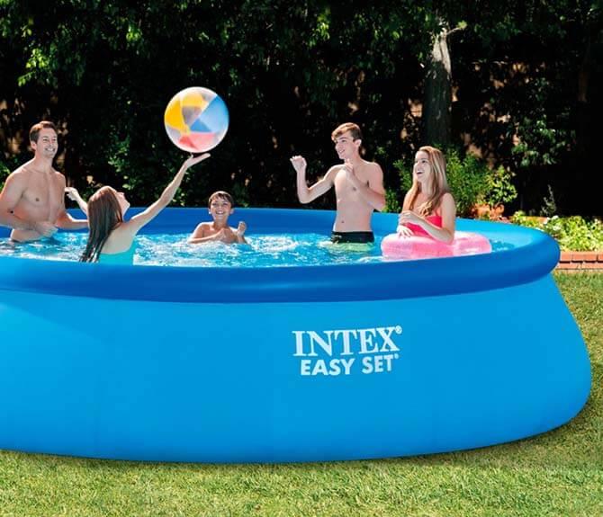 piscinas hinchables y desmontables