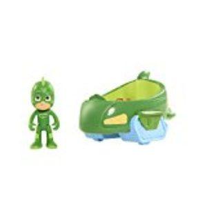PJ Masks Vehículos Gekkomóvil y Gekko (Bandai 24575) [OFERTAS]