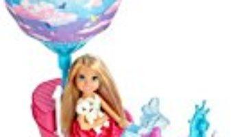 Barbie – Barco mágico de Chelsea [OFERTAS]