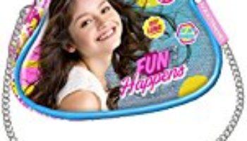 Karactermania Soy Luna Fun Happens Bolso Bandolera, 11 cm, Morado [OFERTAS]