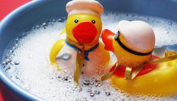 Patos de Goma ¡Cuac, Cuac!