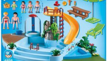 Parque Acuático Playmobil: Review y Tutorial Montaje