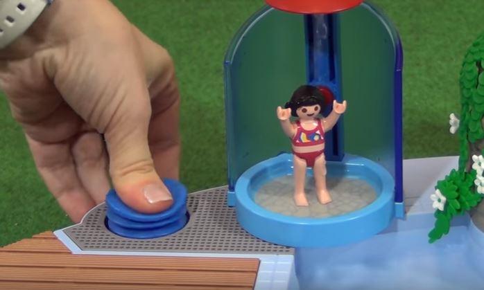 ducha playmobil