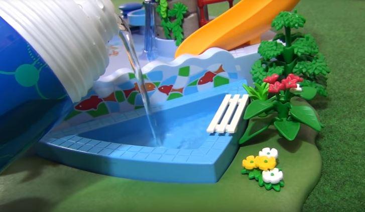juguete acuatico playmobil