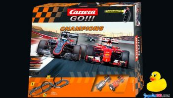 Scalextric Carrera Go