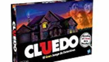 Cluedo – Juego de misterio (Hasbro 38712105) (versión española) [OFERTAS]