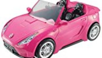 Barbie – Coche descapotable (Mattel DVX59) [OFERTAS]