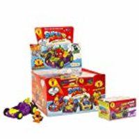 Superzings – Rivals of Kaboom Caja de figuras (Magic Box Int Toys SZ1P0302) [OFERTAS]